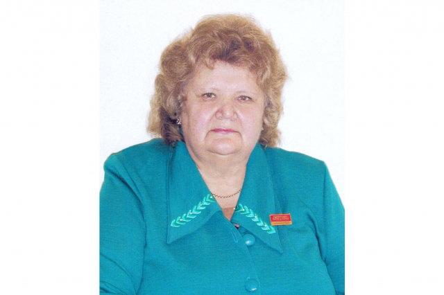Катина Ася Никитична